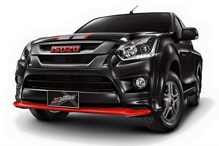 X-factor for Isuzu D-MAX - motoring.com.au
