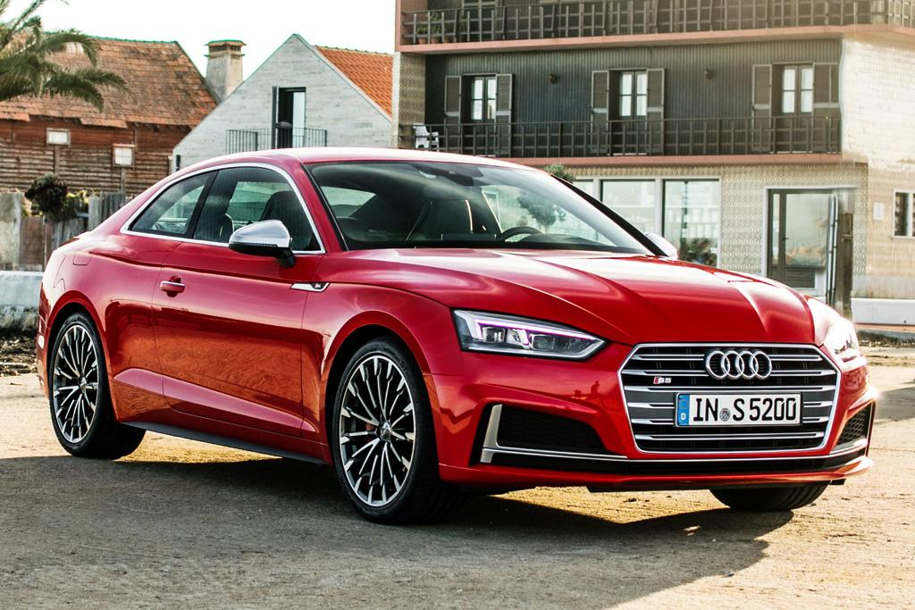 Audi S A5 Replacement Due In 2017 Motoring Com Au