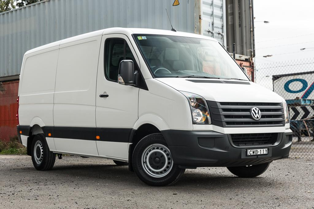 Volkswagen Crafter 2016 Review Motoring Com Au