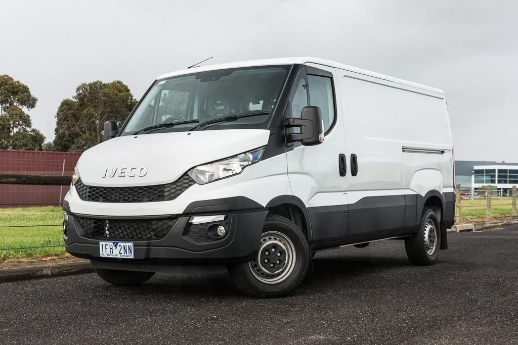 2016 Camper Van >> Iveco Daily 2016 Review - motoring.com.au