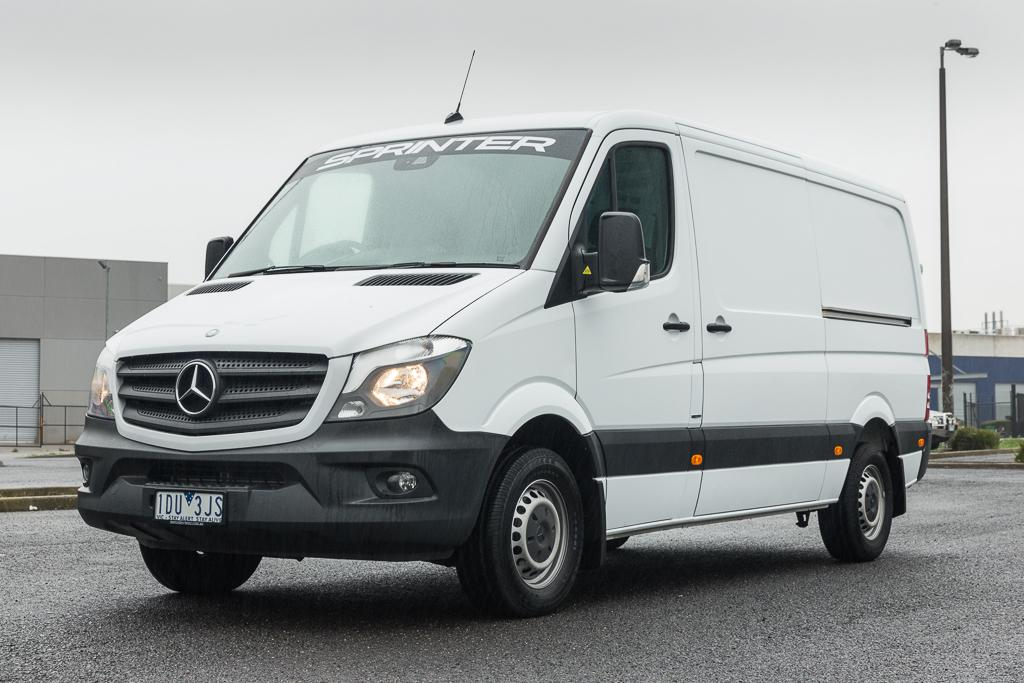 Mercedes benz sprinter 2016 review for Mercedes benz van