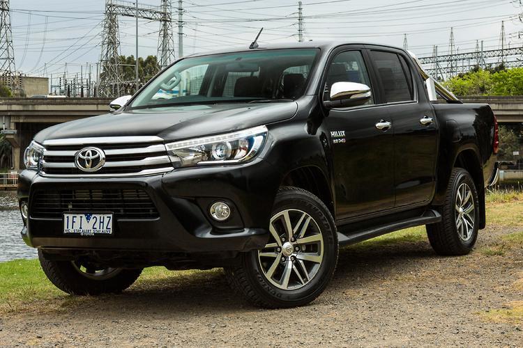 Toyota Hilux 2015 Review Motoring Com Au