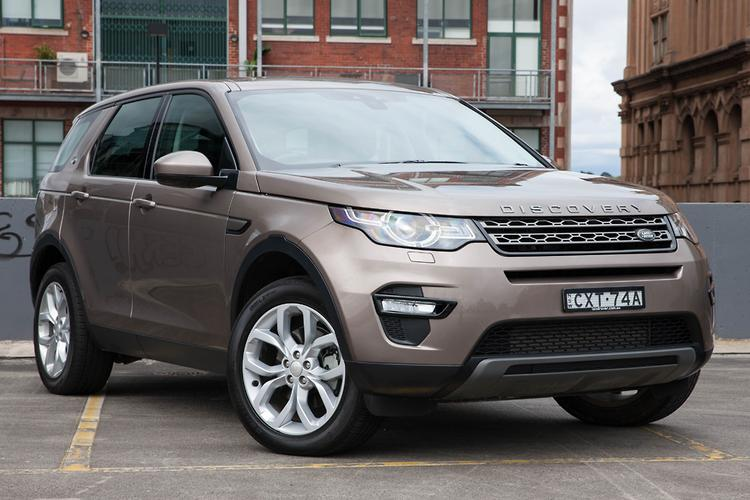 land rover discovery sport 2015 review. Black Bedroom Furniture Sets. Home Design Ideas