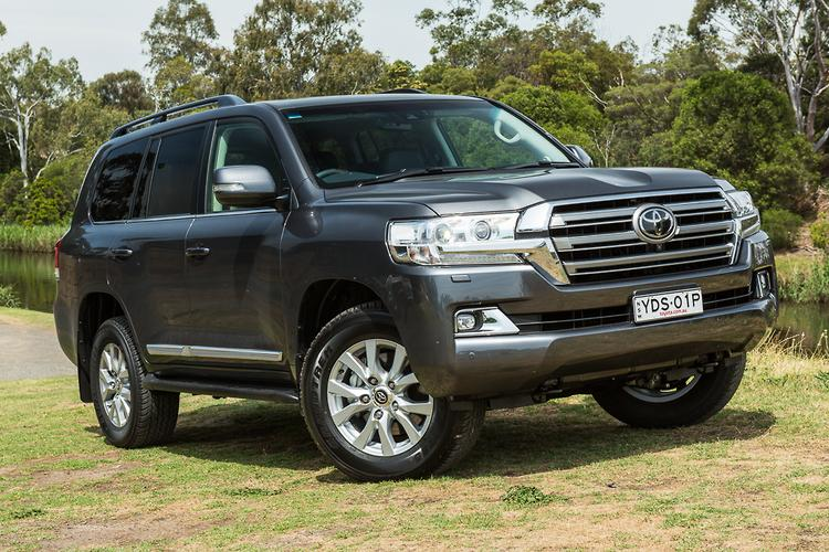 Toyota Landcruiser 2016 Review Motoring Com Au