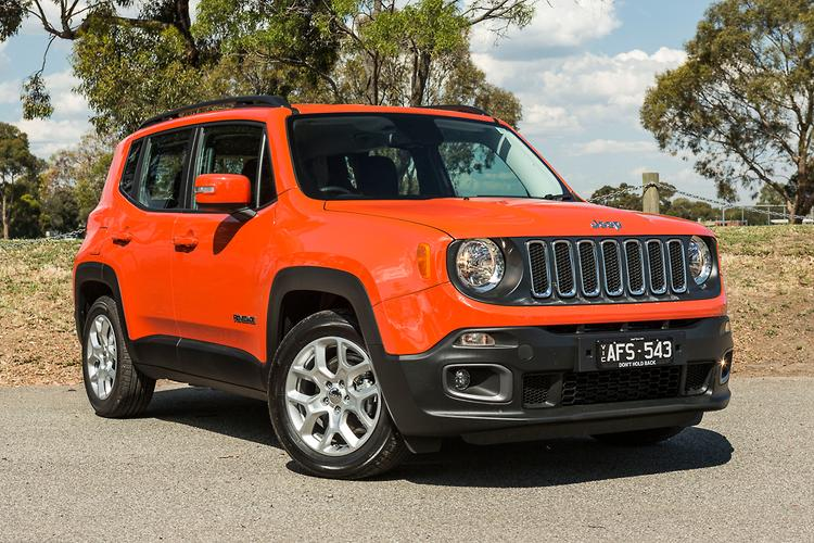 Jeep Renegade 2015 Review - motoring.com.au