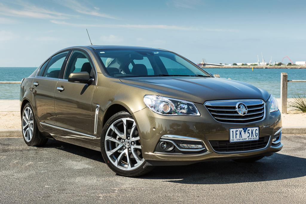 Holden Calais V Series 2015 Review Motoring Com Au