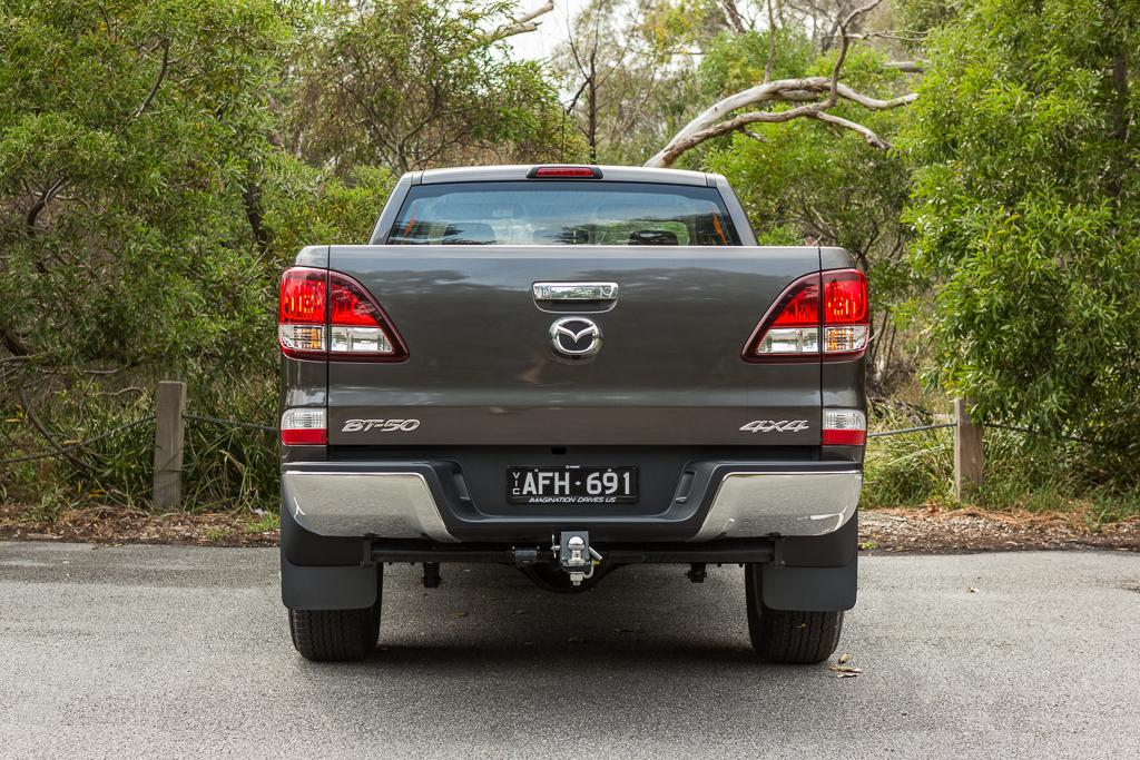 mazda bt-50 2016 review - motoring.au