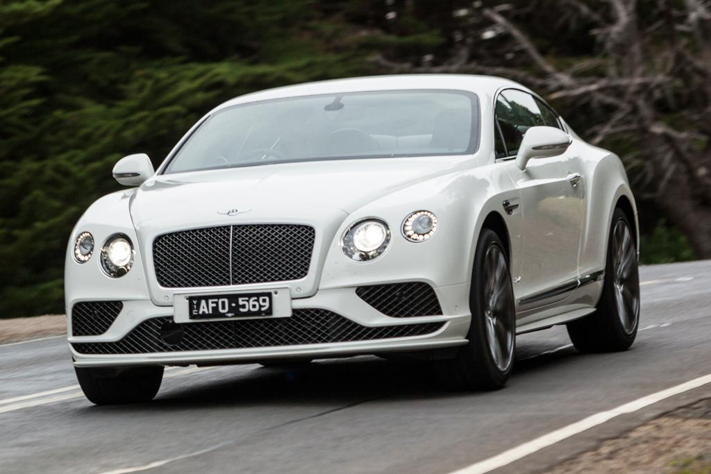 bentley continental gt speed 2016 review. Black Bedroom Furniture Sets. Home Design Ideas