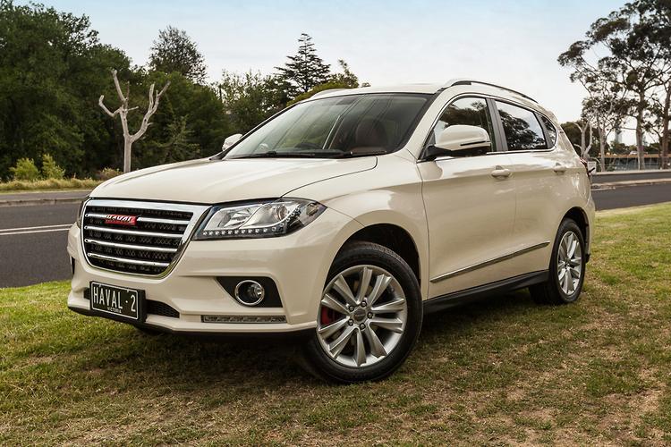 Coupe Vs Sedan >> Haval H2 2015 Review - motoring.com.au