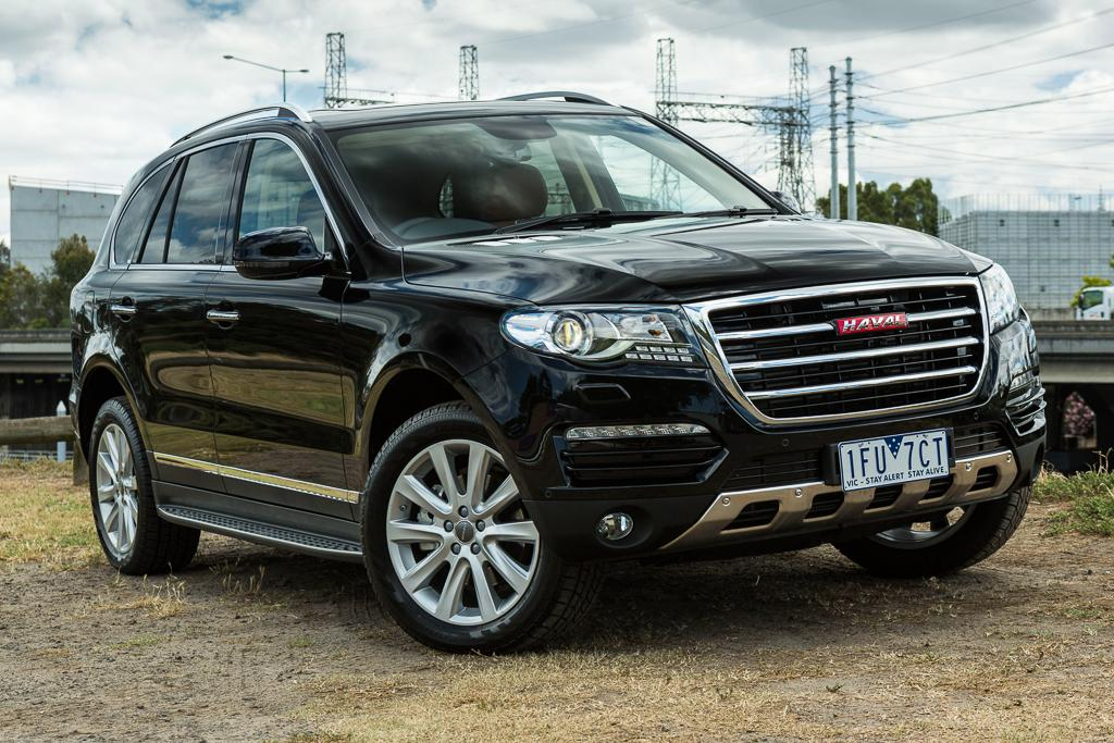 Haval H8 2015 Review Motoring Com Au