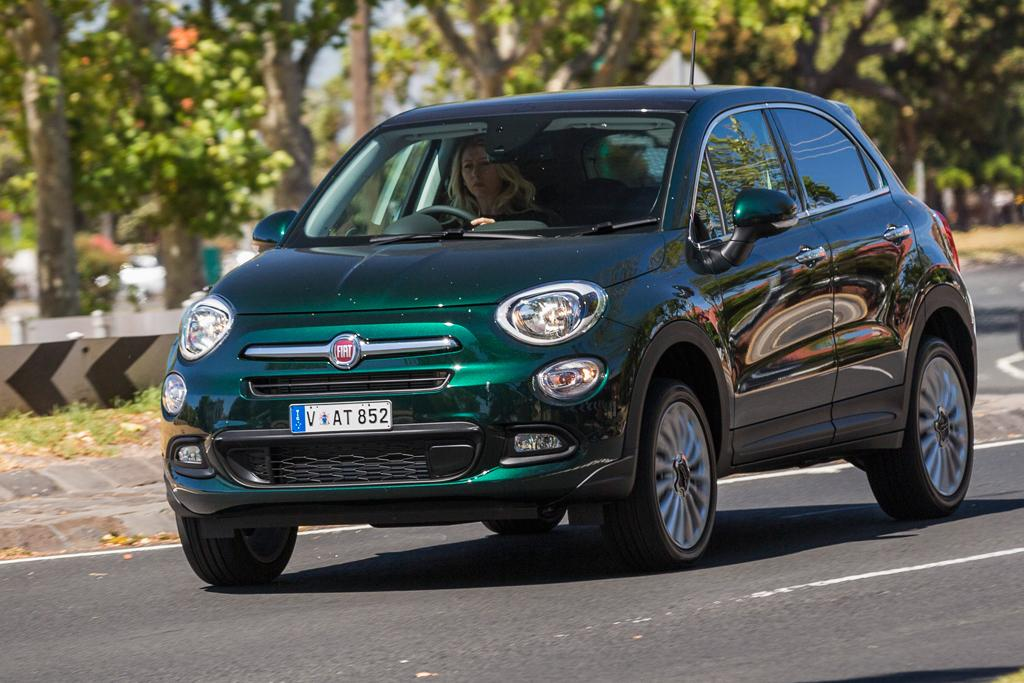 Fiat 500X 2016 Review - motoring.com.au