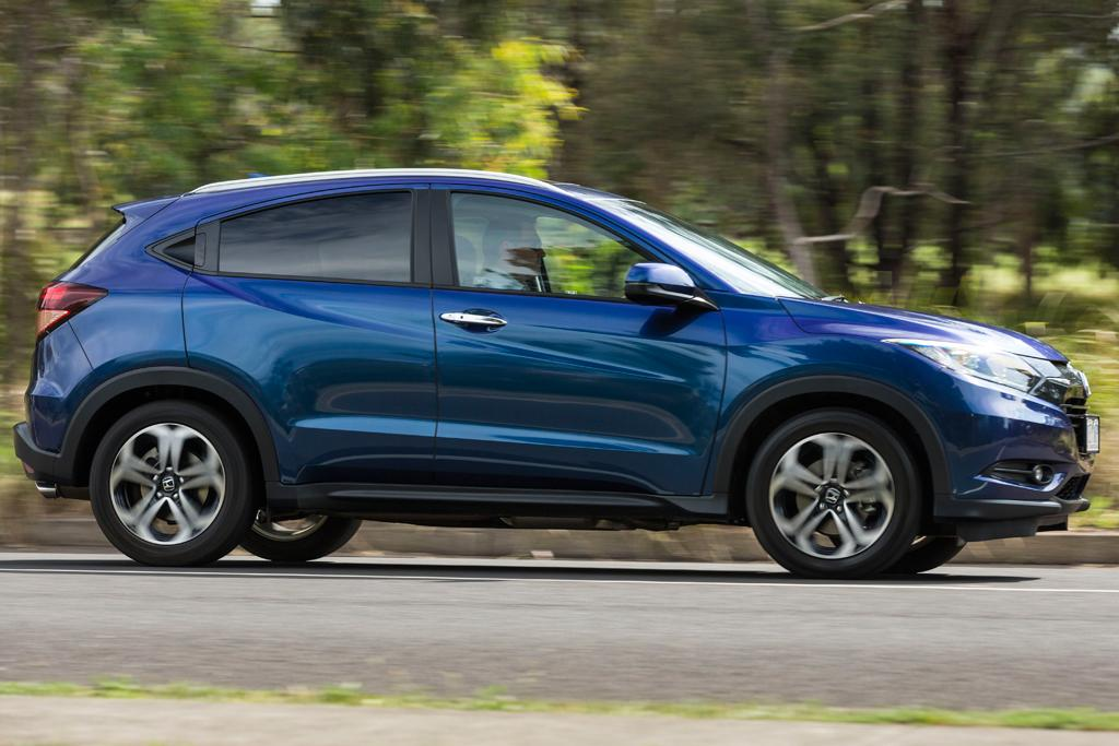 Cool  Popular Small SUV Segment The Honda HRV Is Well Worth A Look