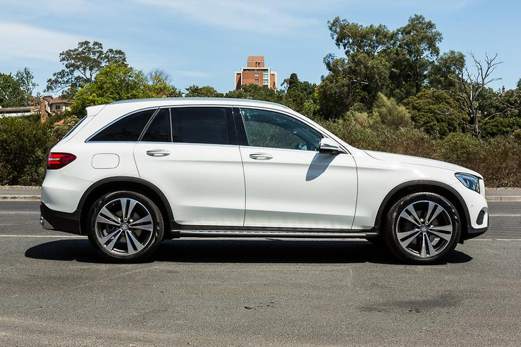 Mercedes-Benz GLC-Class 2016 Review - motoring.com.au