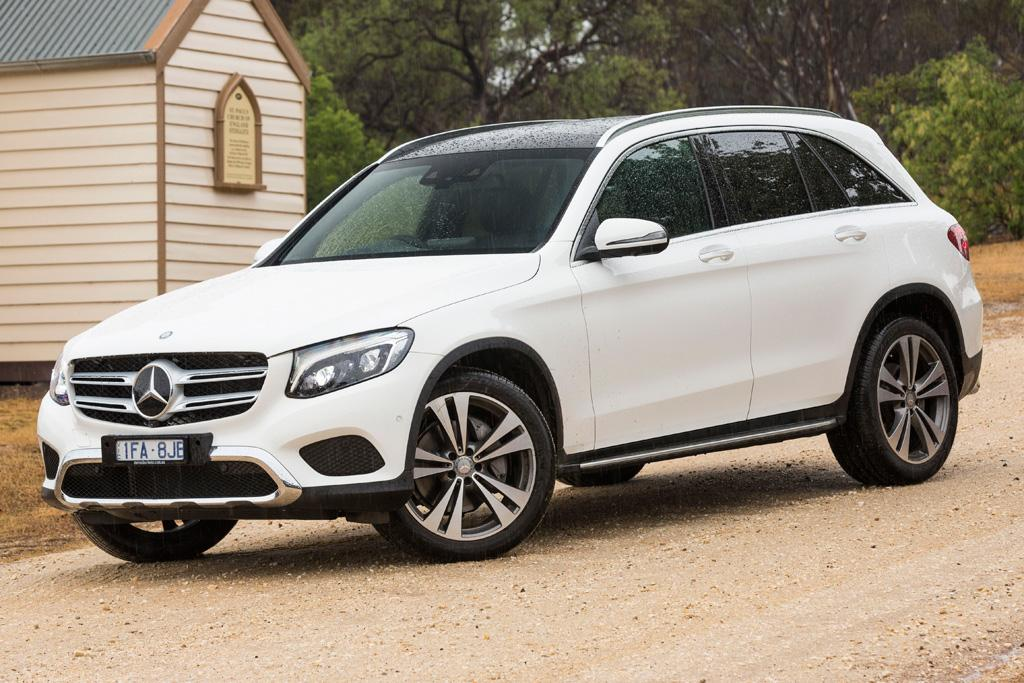 Mercedes benz glc 250 2016 review for Mercedes benz socks