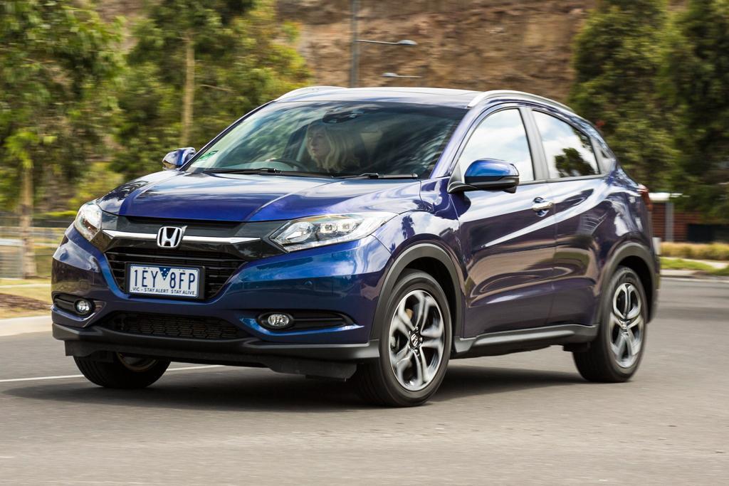 Honda HR-V 2016 Review - motoring.com.au