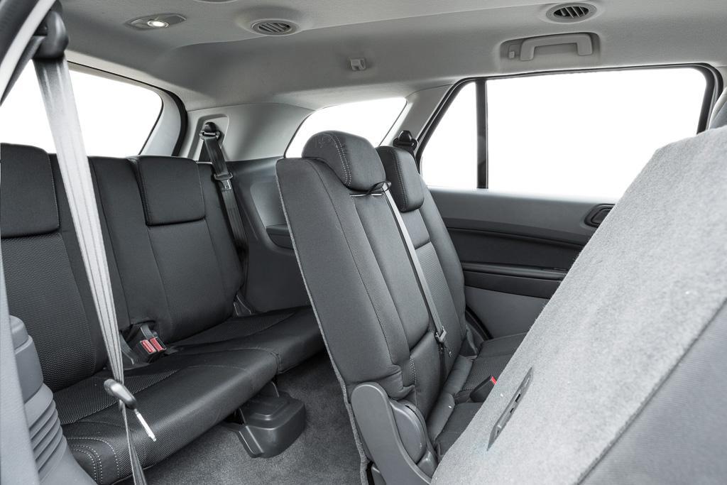 how to open 3rd row seats territory sz titanium