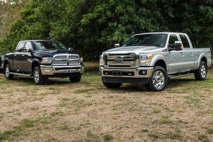 dodge ram 2500 vs ford f 250 Comparing the 2016 ford f-250 vs 2016 ram 2500 shows a variety of engine, power and features options between the two trucks read more here.