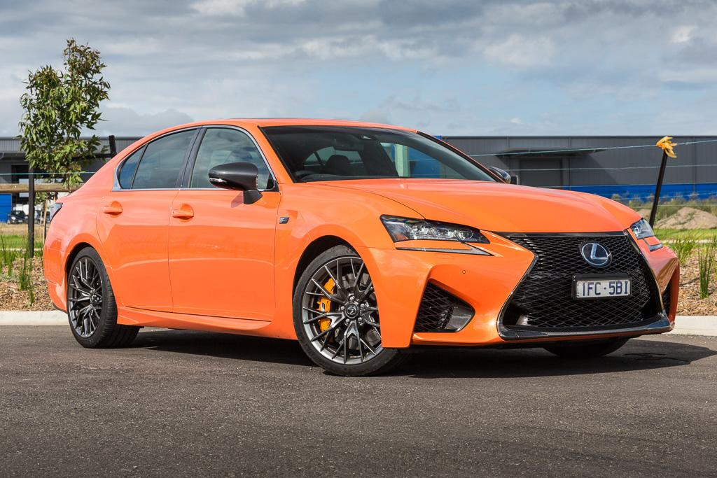 Lexus Gs F 2016 Review Motoring Com Au