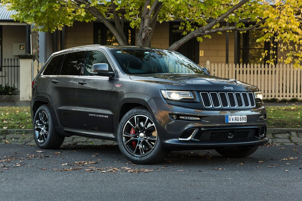 jeep grand cherokee trackhawk to debut in new york. Black Bedroom Furniture Sets. Home Design Ideas