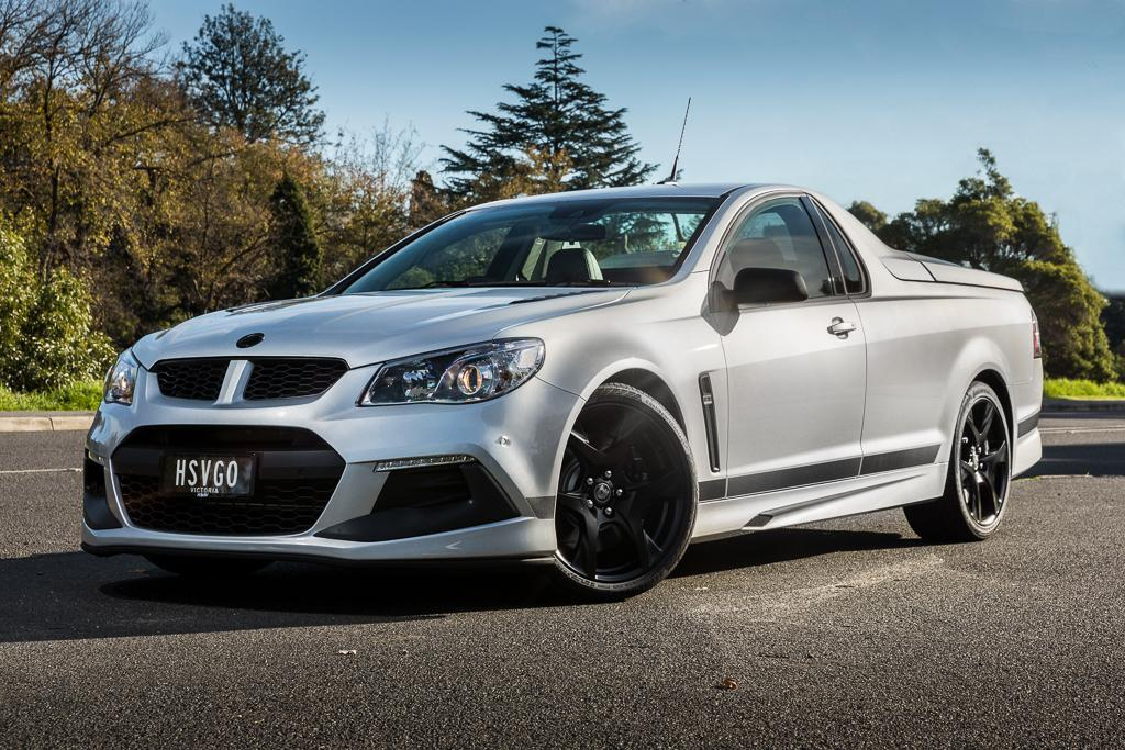 HSV Maloo R8 SV Black 2016 Review - motoring com au