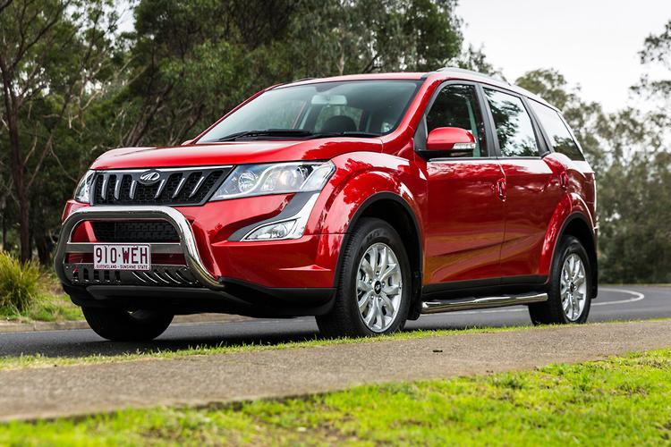 Mahindra Xuv 500 2016 Review Motoring Com Au