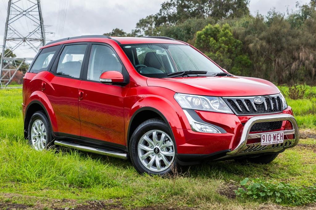 Mahindra Xuv 500 2016 Review Motoring Com Au