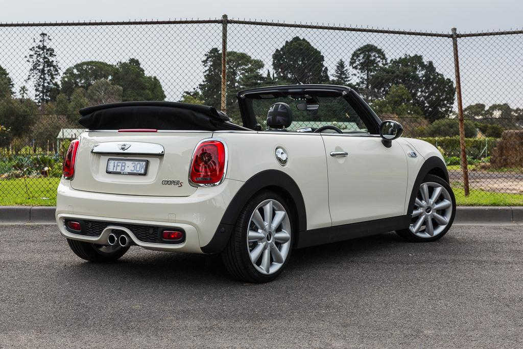 Car And Driver Mini Cooper Convertible Review