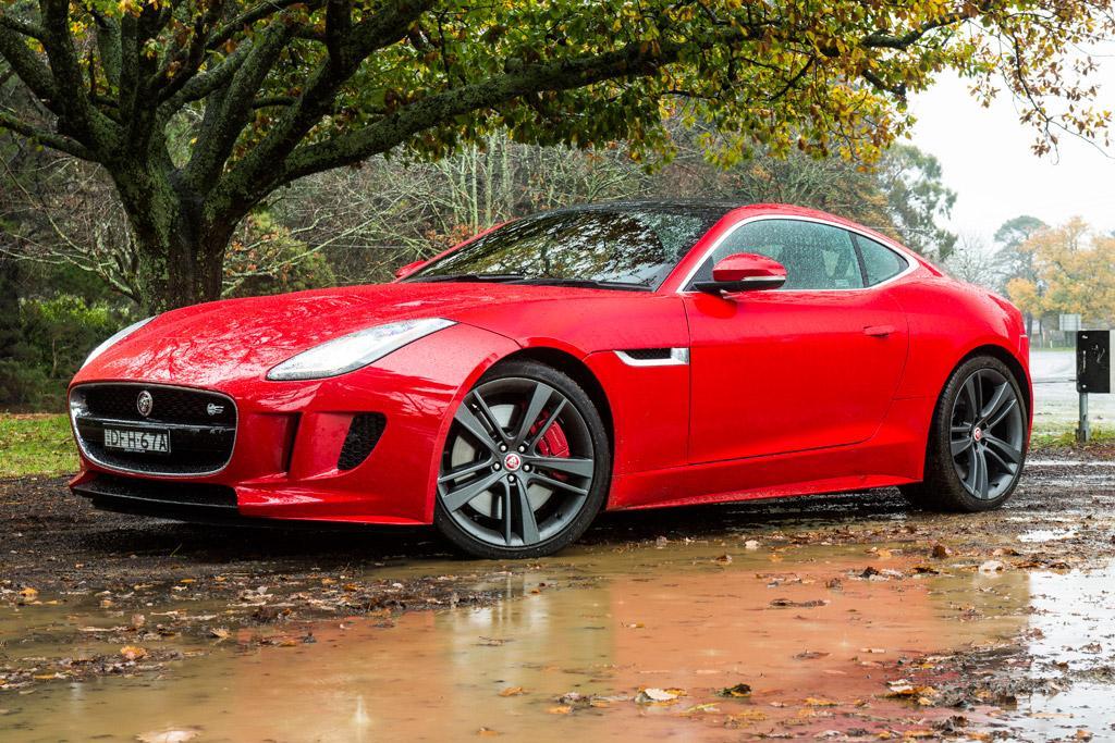 jaguar f type british design edition coupe 2017 review. Black Bedroom Furniture Sets. Home Design Ideas