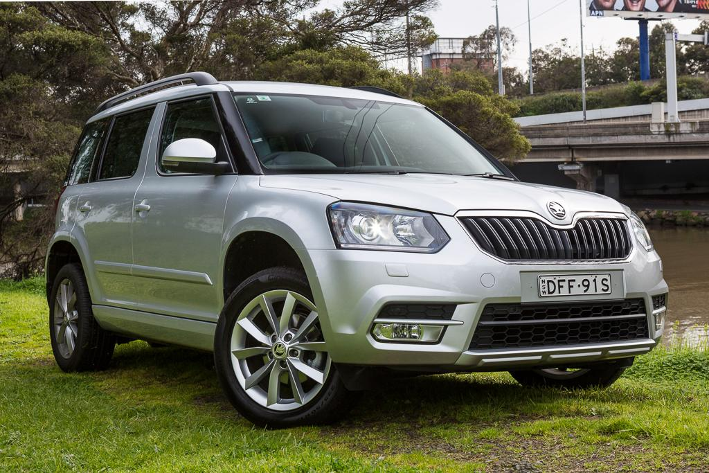 skoda yeti 2016 quick spin. Black Bedroom Furniture Sets. Home Design Ideas