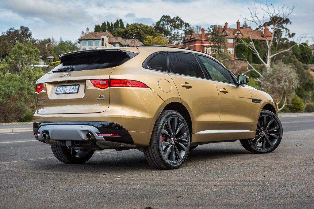 Jaguar F Pace 2016 Review Motoring Com Au