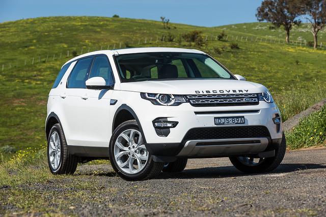Land Rover Discovery Sport 2017 Review - motoring.com.au
