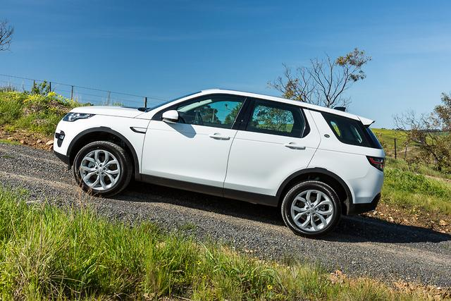 land rover discovery sport pricing and specifications autos post. Black Bedroom Furniture Sets. Home Design Ideas