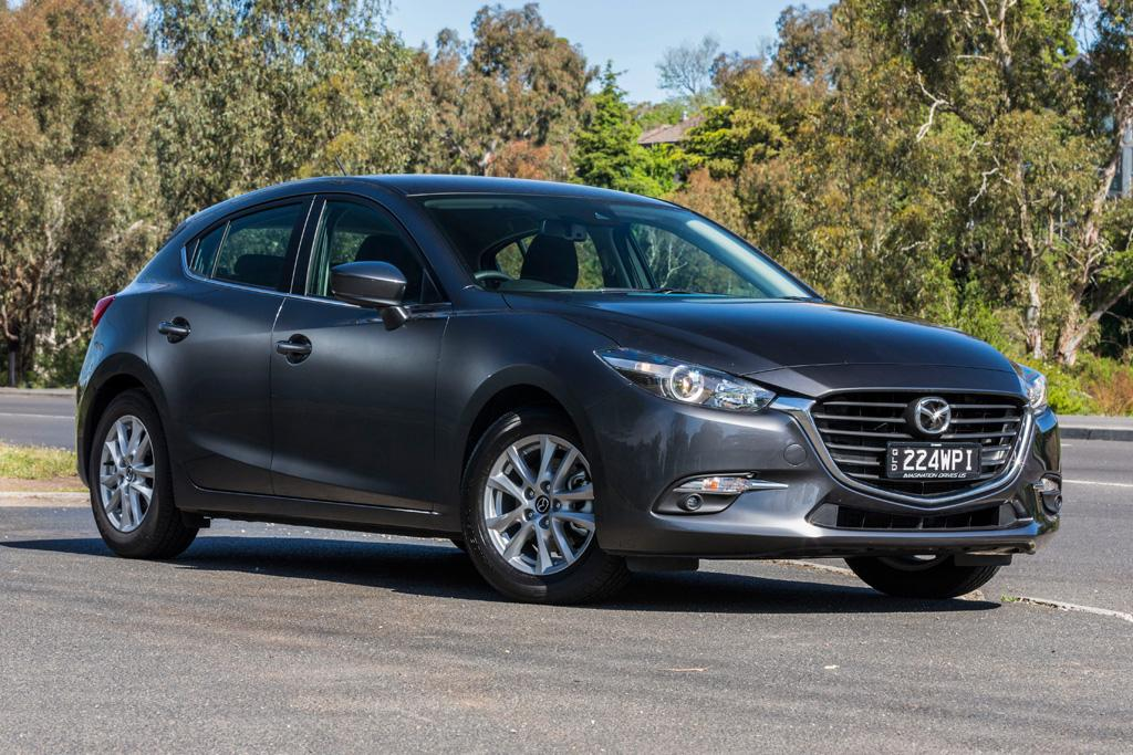 mazda 3 2017 review. Black Bedroom Furniture Sets. Home Design Ideas