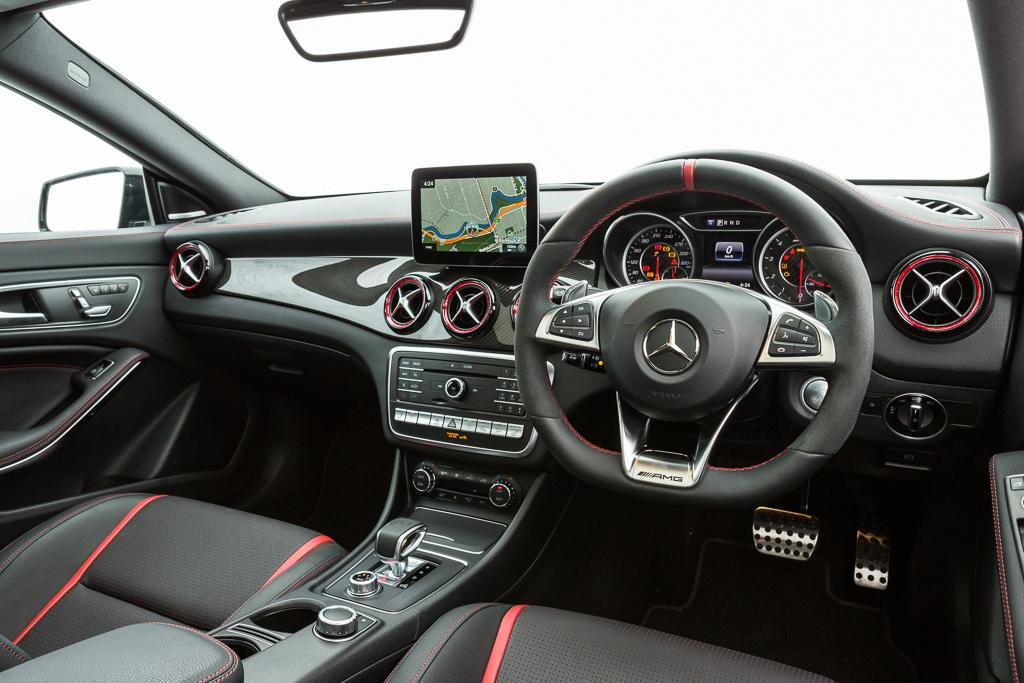 Cash For Cars Ireland: Mercedes-AMG CLA 45 Review