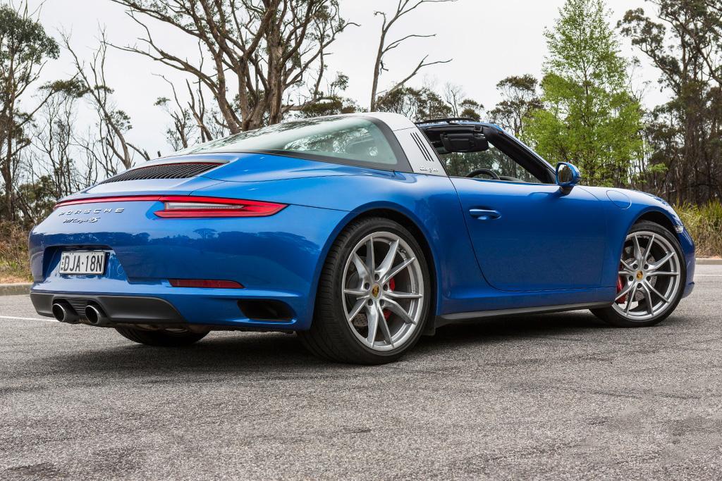 Porsche 911 Targa 4s 2017 Review Motoring Com Au
