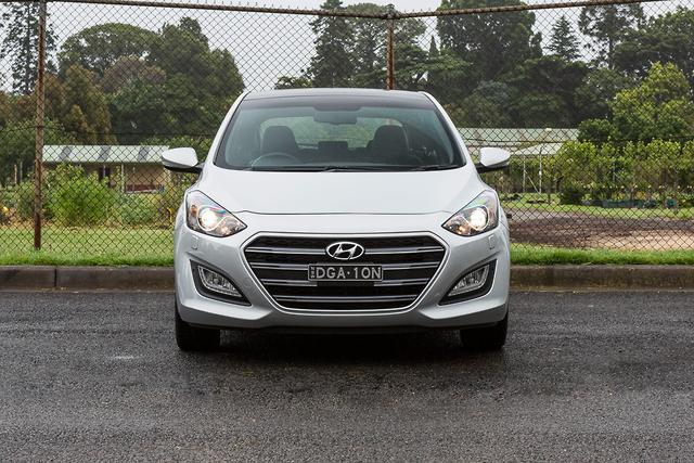 Hyundai I30 Sr 2016 Review Motoring Com Au