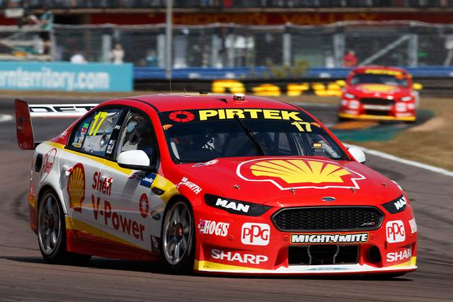 Motorsport Tyre Trauma Tipped In Townsville Motoring Com Au