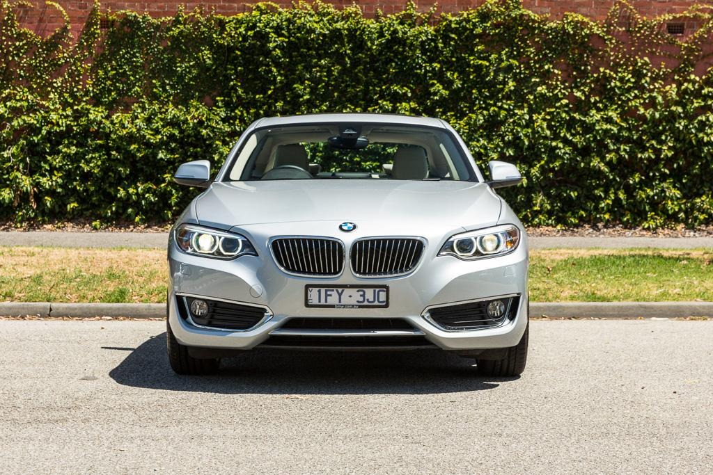 BMW Series Quick Spin Motoringcomau - Bmw 220i