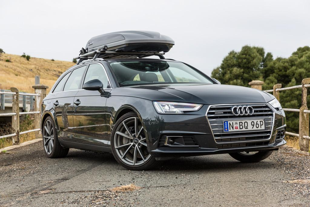Audi A4 Avant 2017 Review - motoring.com.au