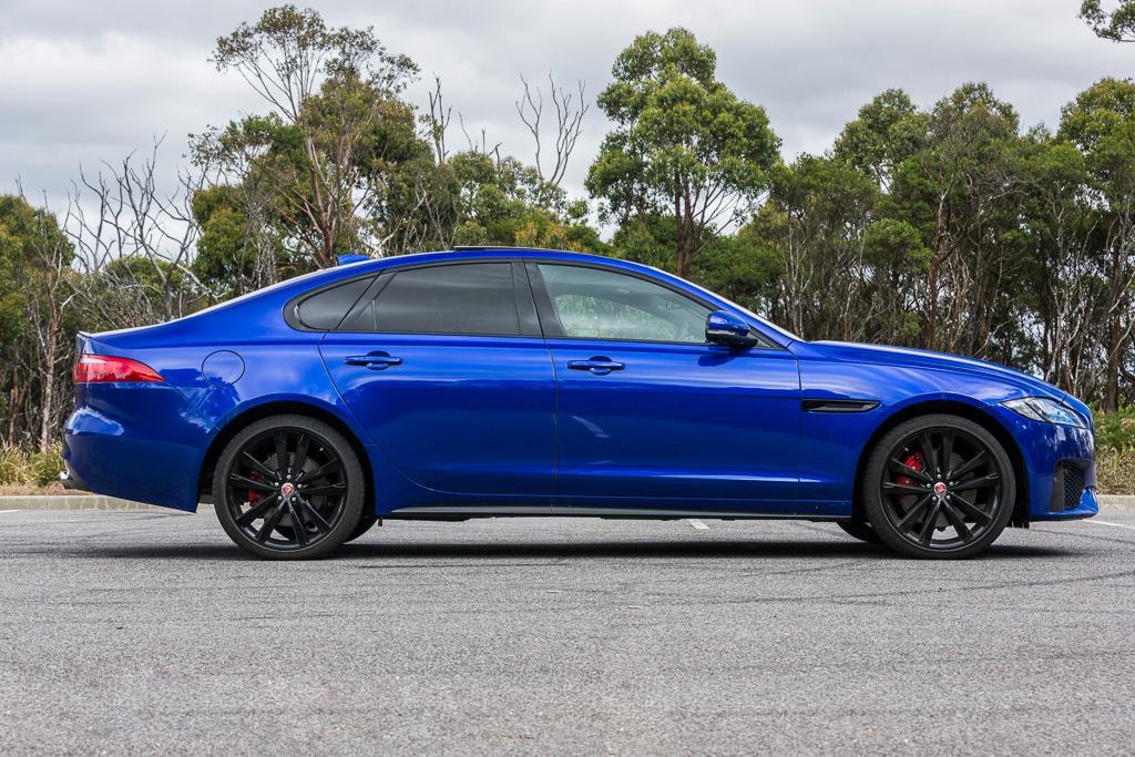 Jaguar Xf 2017 Review Motoring Com Au