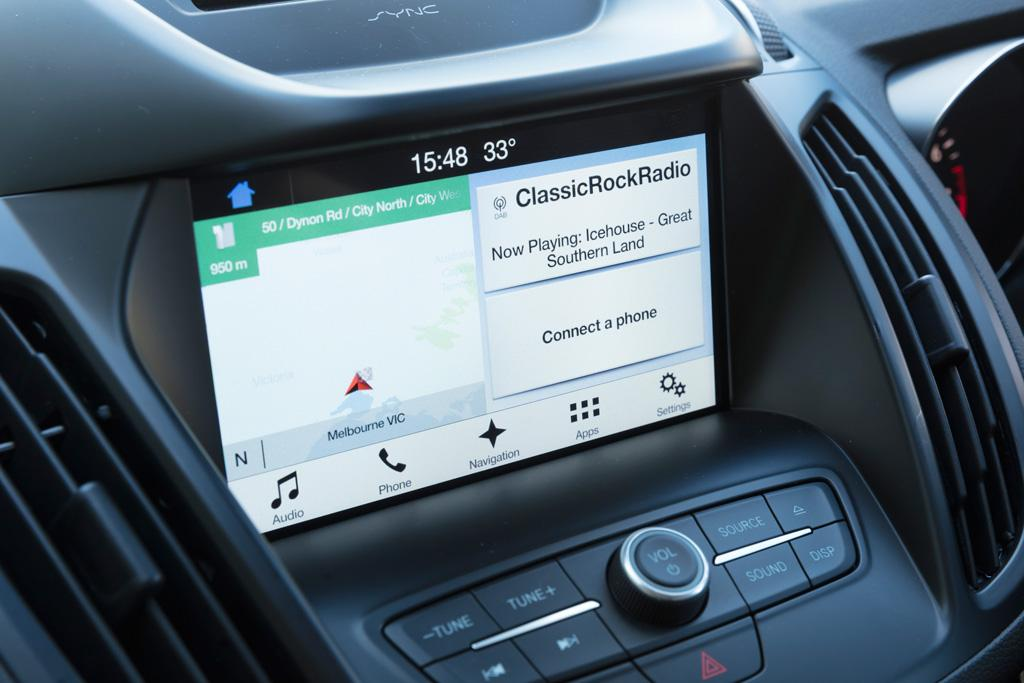 how to change over the air sync settings on iphone infotainment review ford sync 3 motoring au 8275