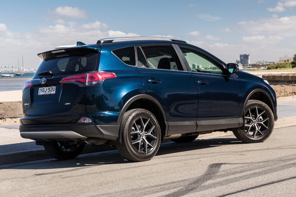 Toyota Rav4 2017 Review Motoring Com Au