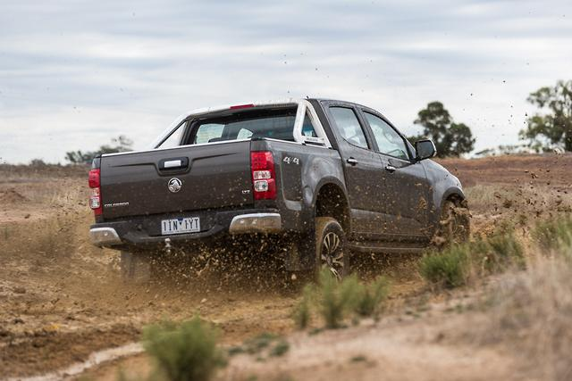 2017 Holden Colorado LTZ pricing and specifications:
