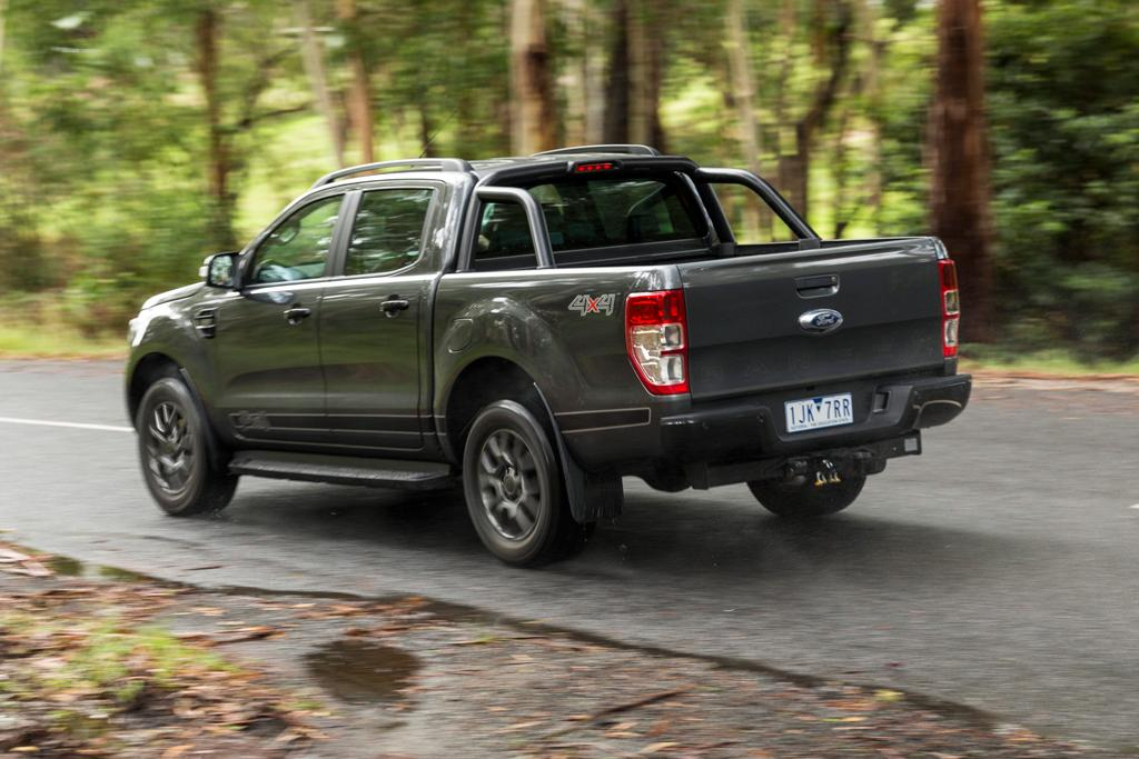 Ford Ranger FX4 2017 Review Motoringcomau