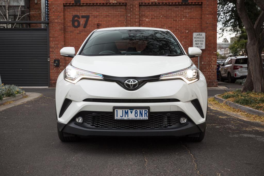 Mazda 3 Cargo Space Dimensions >> Toyota C-HR 2017 Review - motoring.com.au