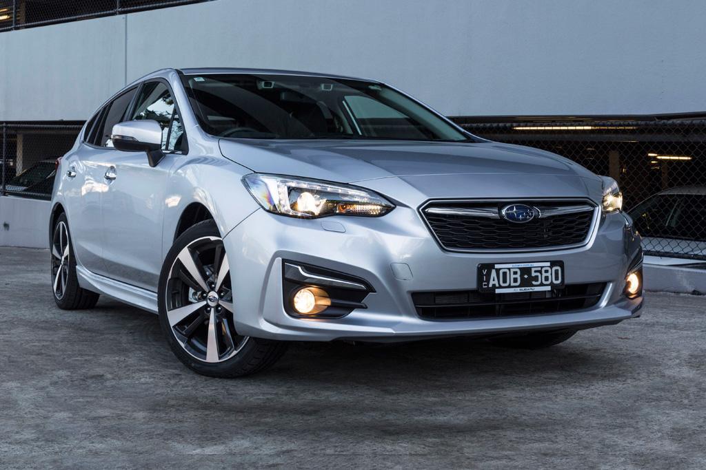 Subaru Impreza 2017 Review Motoring Com Au