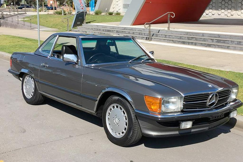 Buying used mercedes benz sl 1971 89 for Used mercedes benz sl