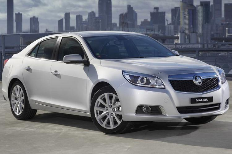 holden malibu scratched from australian lineup motoring