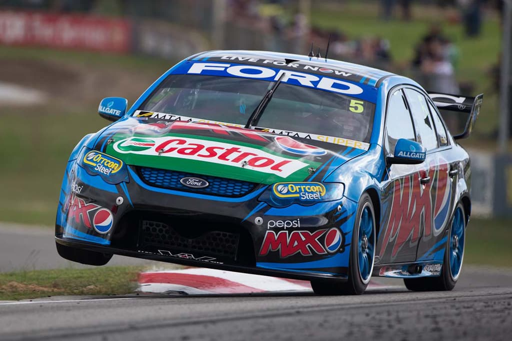 Ford Racing Boss Rules Out V8 Supercar Return Motoring