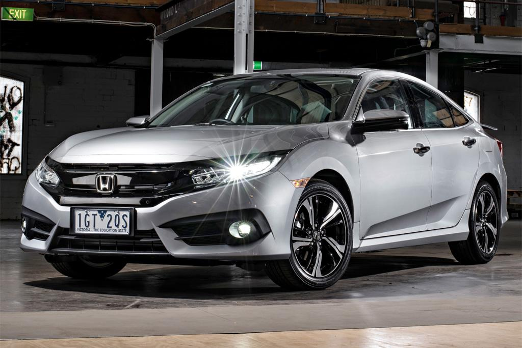 new honda civic from 22 390